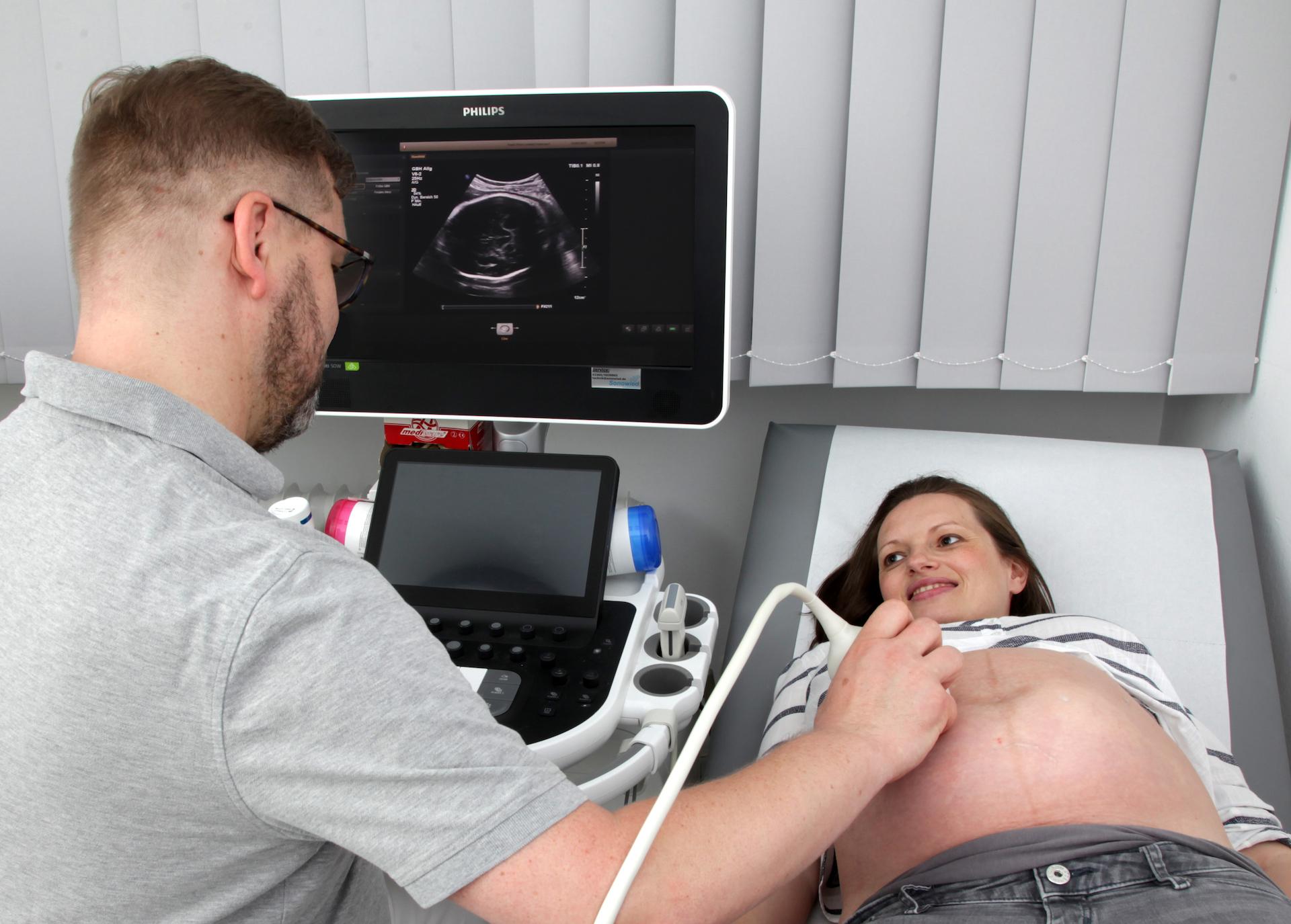 Ultraschall Frauenarzt